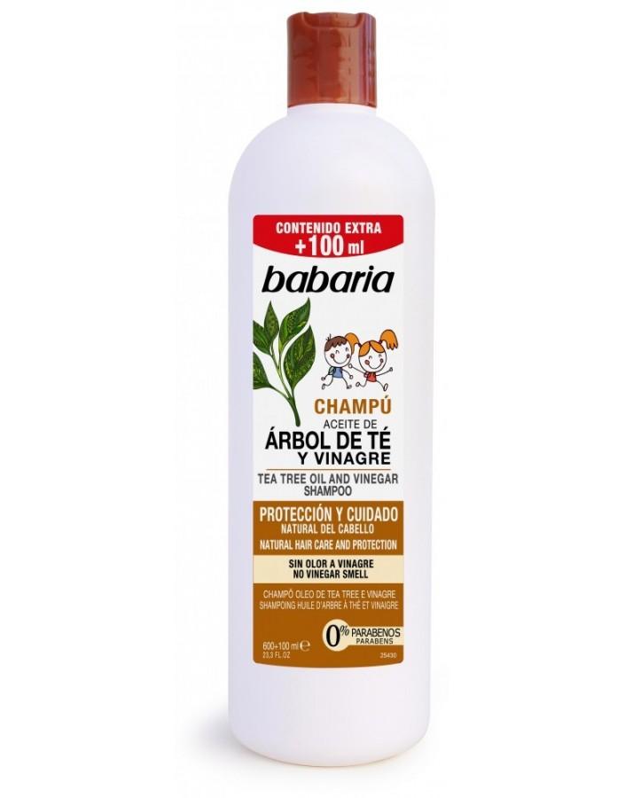 Babaria - szampon rumiankowy dla dzieci