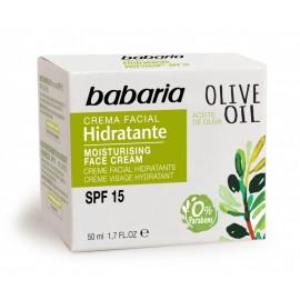 Babaria - Oczyszczająca maseczka z olejkiem z nasion konopnych