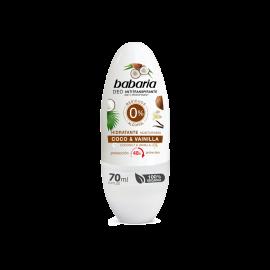 Babaria - Żel na bazie 100% wyciągu z owsa i ekstraktem z soi