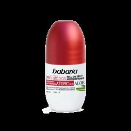 Babaria - Dezodorant w sprayu z czystym wyciągiem z aloesu
